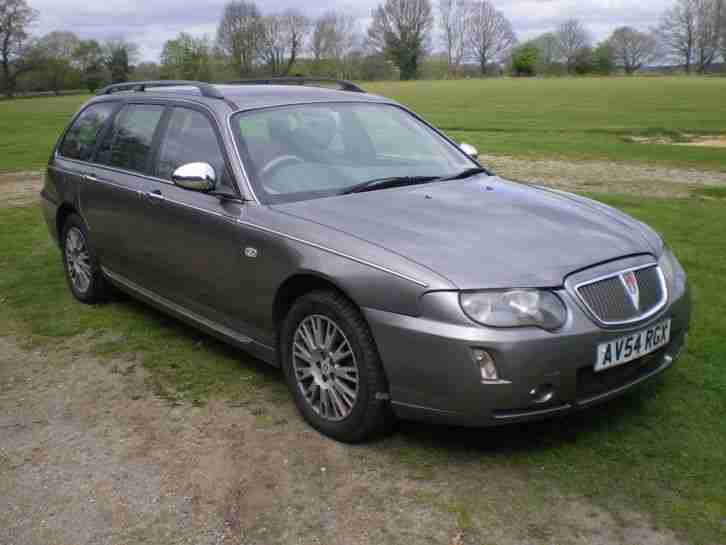 Rover 75 2.5 V6 auto Club SE only 48,000