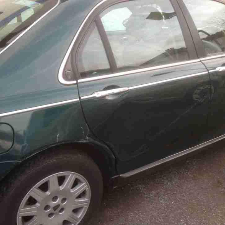 Fiat 500 1 2 Pop Star S S 3dr Hatchback: MG 2005 TF Royal Blue JFM Paint Code Low Mileage Long MOT