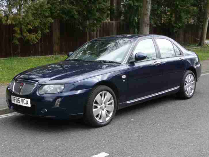 rover 75 2 5 v6 auto contemporary se car for sale. Black Bedroom Furniture Sets. Home Design Ideas