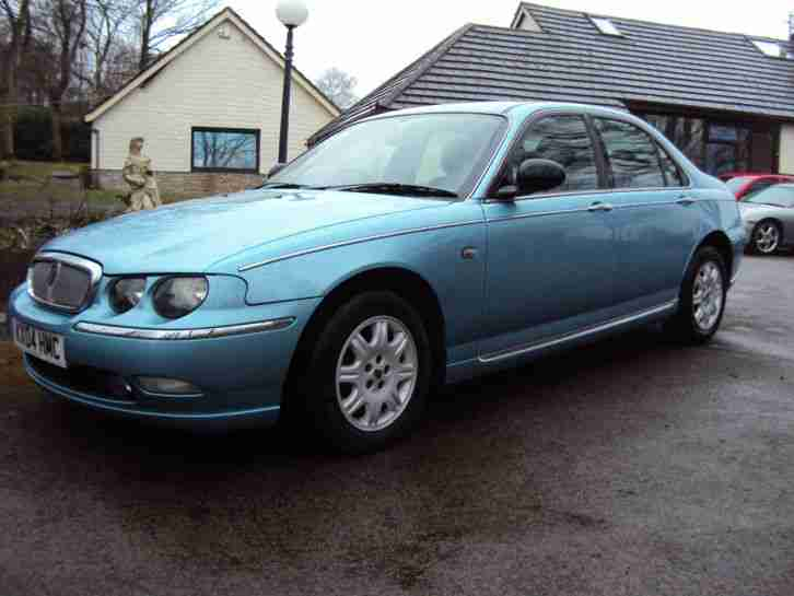 rover 75 cdt classic se diesel low mileage for year car for sale. Black Bedroom Furniture Sets. Home Design Ideas