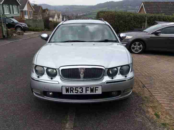 Rover 75 CDTI SE CONNISUER ESTATE