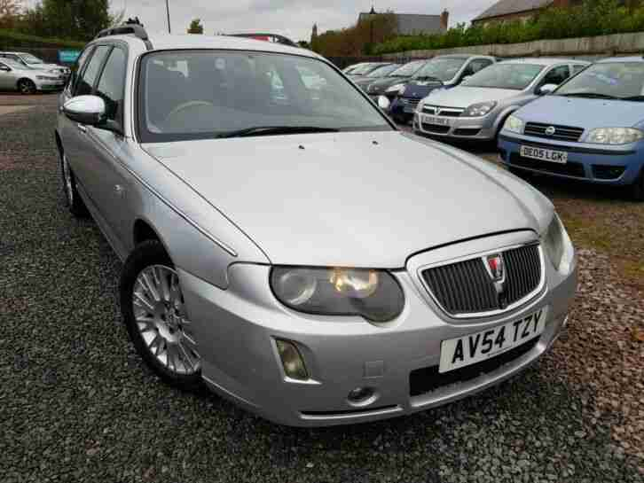 Rover 75 CDTi DIESEL Tourer SOLD AS SEEN FOR
