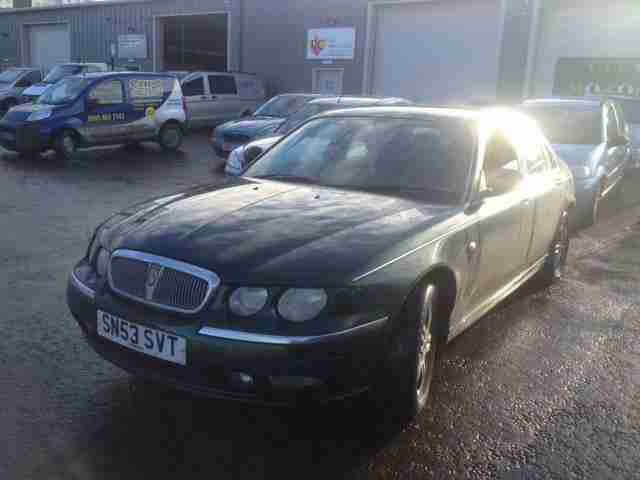 Rover 75 Club CDT SE Auto, A1 Condition, New MOT, BMW Engine Version, Bargain