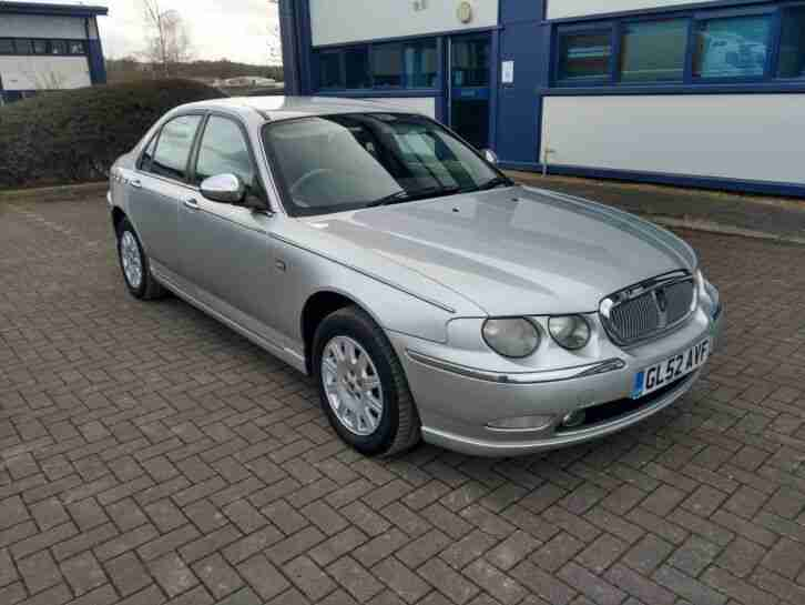 Rover 75 Connoisseur 1.8T – Spares or Repairs