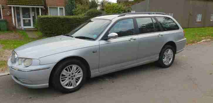 Rover 75 Connoisseur SE Tourer A V6 2.0 ltr Petrol , no mot will need work.