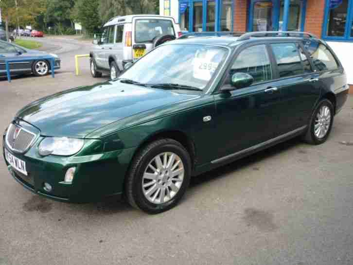 Rover 75 Contemporary CDTi Tourer DIESEL AUTOMATIC 2004/54
