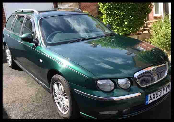75 Diesel Estate British Racing Green