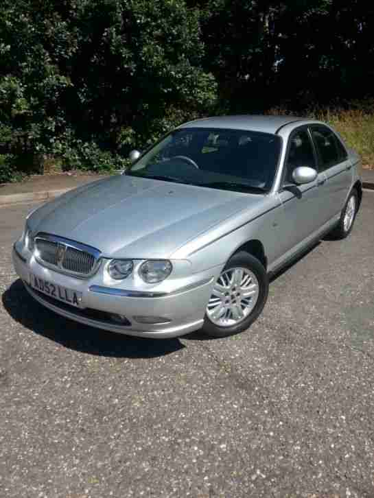 rover 75 petrol v6 automatic low miles cheap bargain car for sale. Black Bedroom Furniture Sets. Home Design Ideas