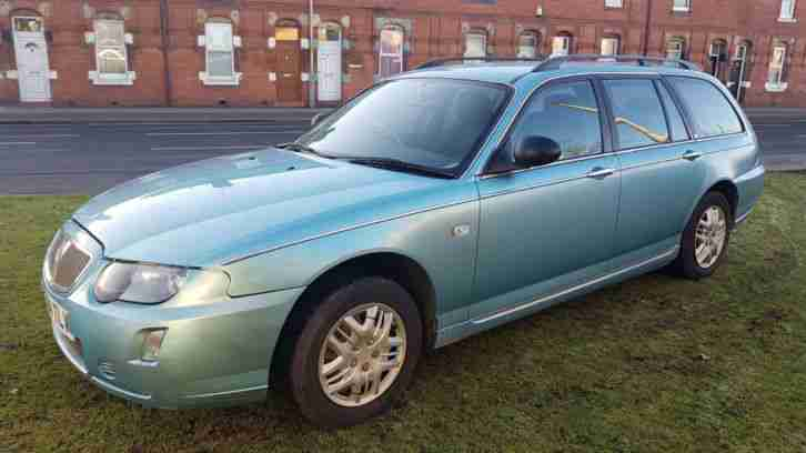 Rover 75 Tourer 2.0 CDT Classic PX Swap Anything considered