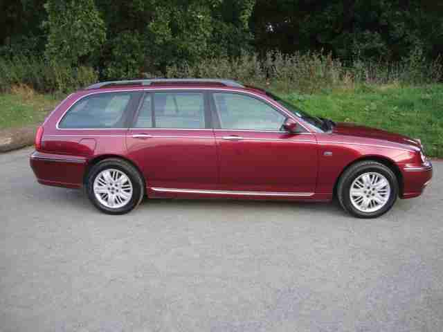 Rover 75 Tourer 2.0 CDT Club SE Estate 2003 / 03 @ MCD Cars