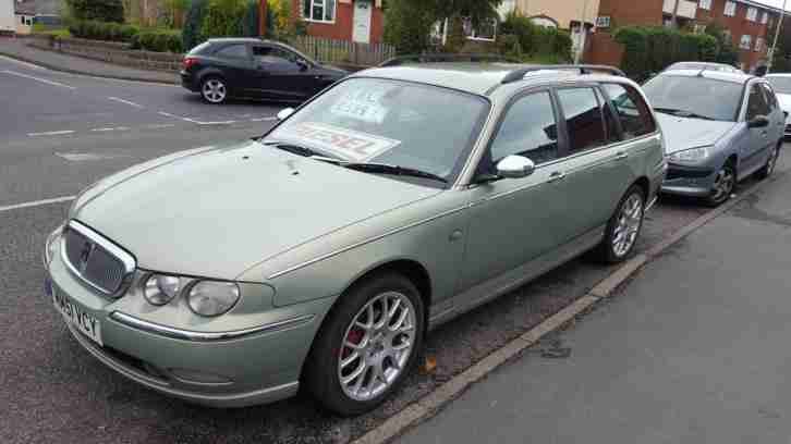 Rover 75 Tourer 2.0 CDT SE ESTATE BMW TD4 ENGINE