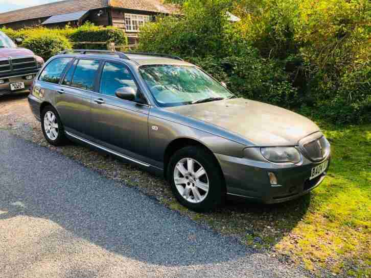 Rover 75 Tourer. MG car from United Kingdom