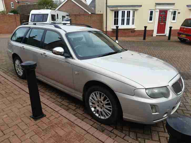 Rover 75 Tourer Diesel (Spares or Repair)