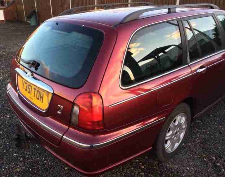 Rover 75 tourer diesel estate bmw engine