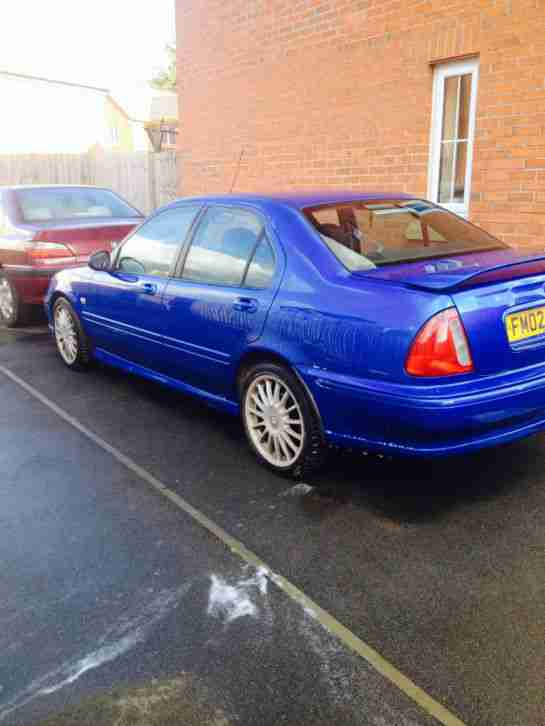 Rover MG ZS 180