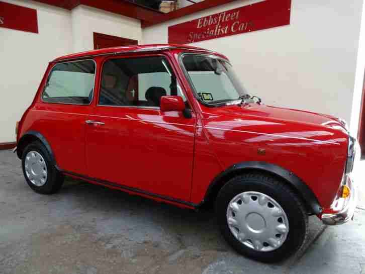 Rover Mini Mayfair Auto Two Owners Just 44000 Miles