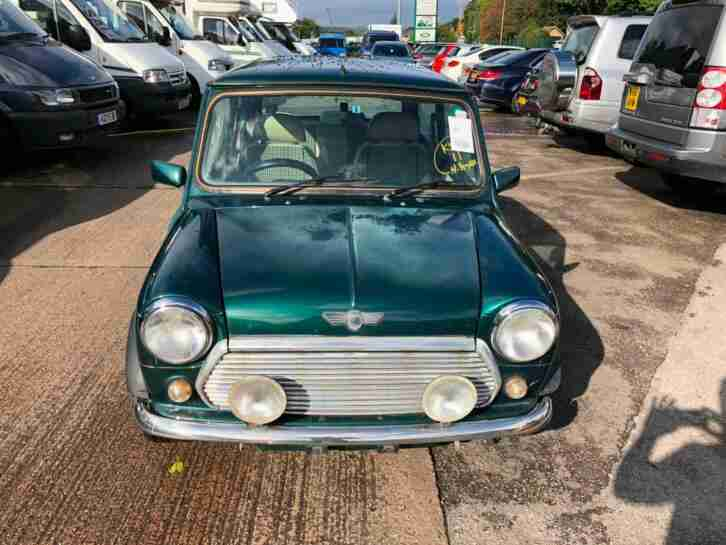 MINI MAYFAIR AUTOMATIC ONLY 13000 MILES