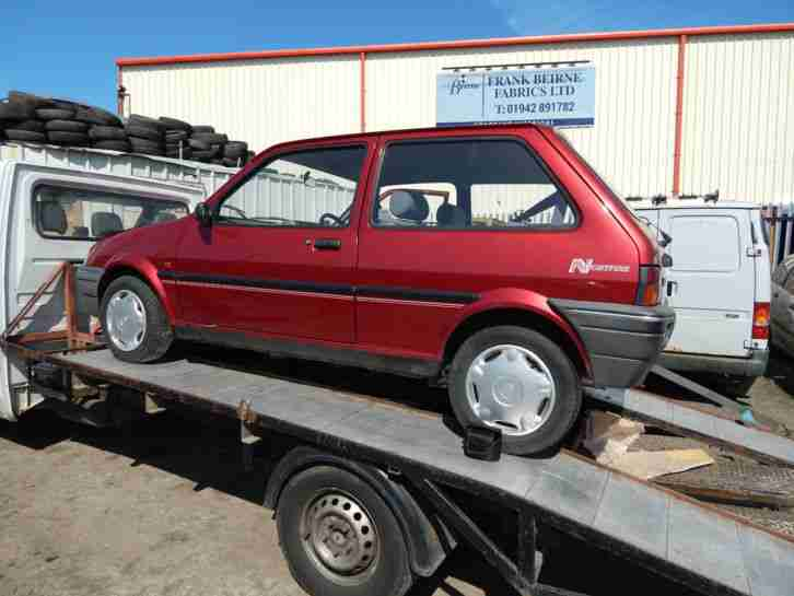 Rover Metro 1 1 Genuine Low Miles Car Car For Sale