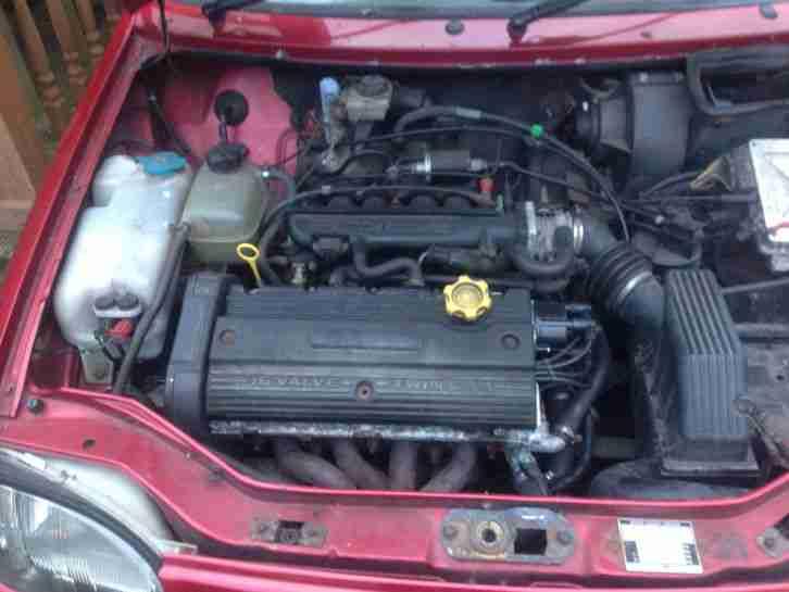 Rover Metro 114 GTA 1 8 16v Engine Conversion not VVC MG Elise GTI