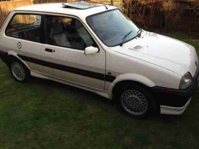 Rover Metro Gti 16v Very Low Milage Car For Sale