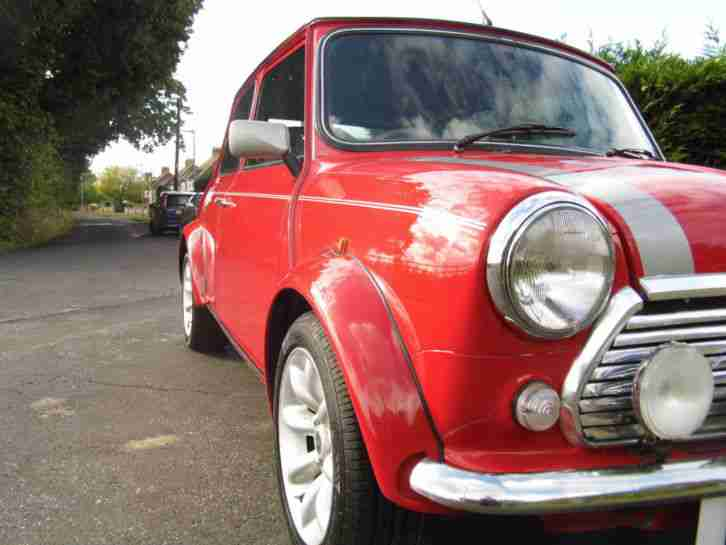 Rover Mini 1.3i Cooper Sports Ltd Edn