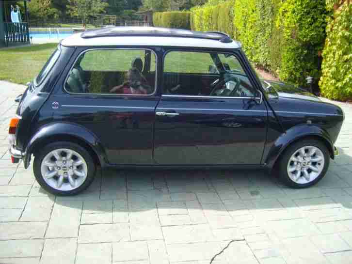 Rover Mini Classic Cooper S works in