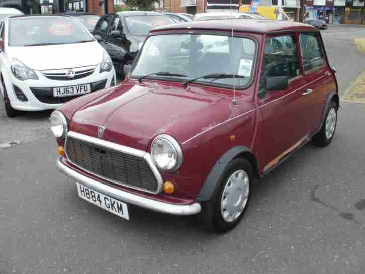 Mini Mayfair 2 Door Saloon Automatic