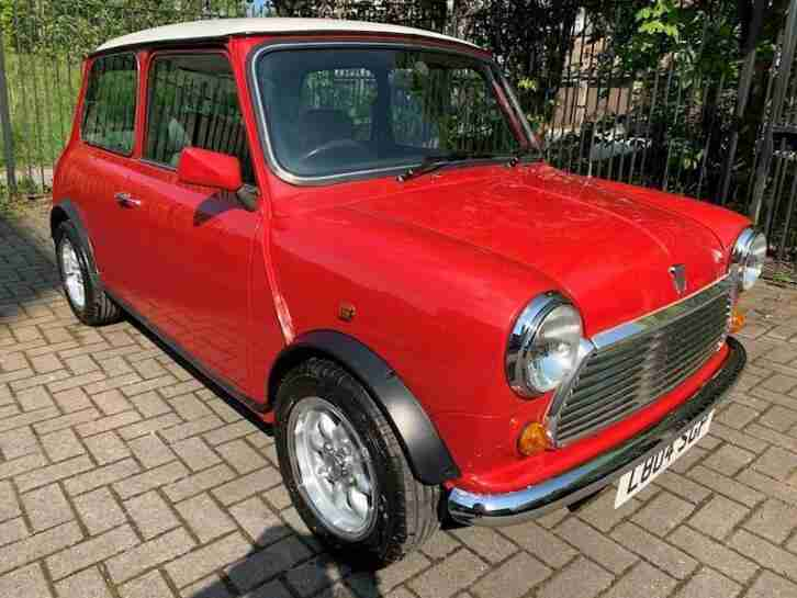 Rover Mini Mayfair Saloon 1.3 Manual Petrol