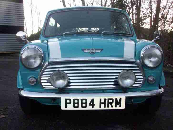 Rover Mini Cooper 1300 Recently Imported From Japan 52000 Miles