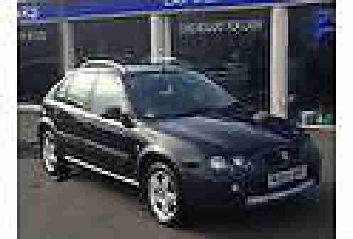 Rover Streetwise 1.6 109ps S 2004 54 Plate Very Low Miles Service History