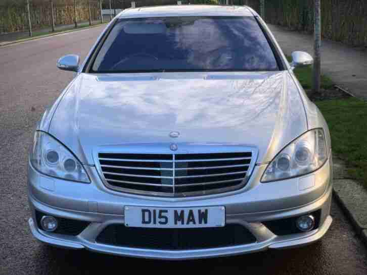S63 AMG Mercedes, Superb Condition. Yes No Reserve