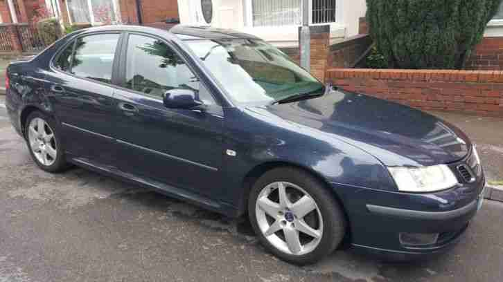 SAAB 9 3 1.9 TID 05' VECTOR FULLY LOADED ONLY 111K