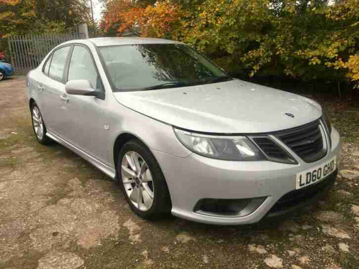 SAAB 9 3 1.9 TURBO EDITION TID 150 60 PLATE , 4 DOOR WITH 102,000 MILES FROM NEW
