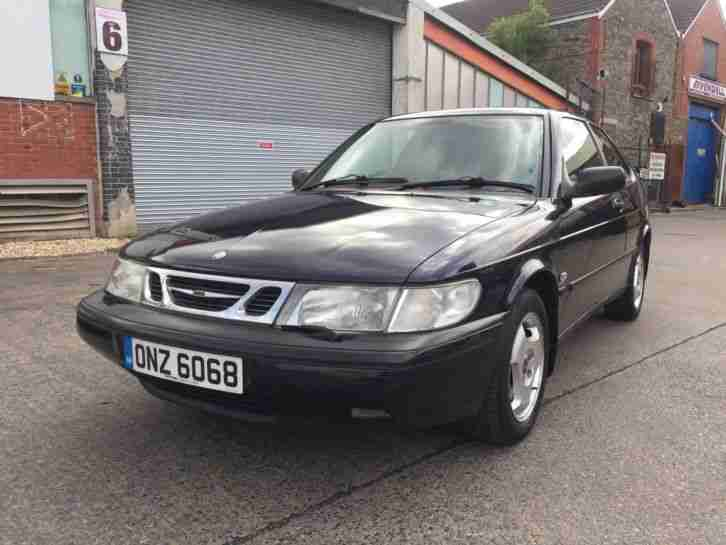 SAAB 9-3 ARC Turbo Automatic with MOT