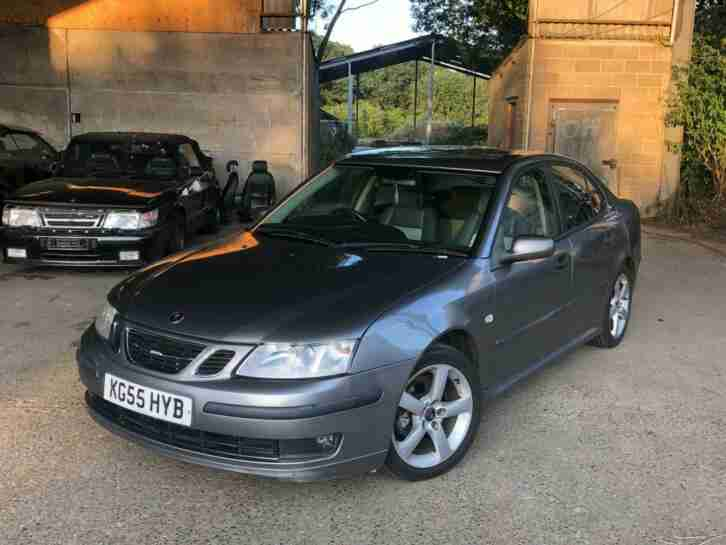 SAAB 9 3 VECTOR SALOON 2.0T AUTOMATIC