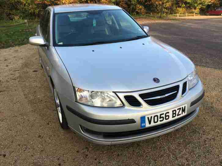 SAAB 9-3 VECTOR SPORT DIESEL AUTOMATIC FULL SERVICE HISTORY FULLY LOADED SUPERB