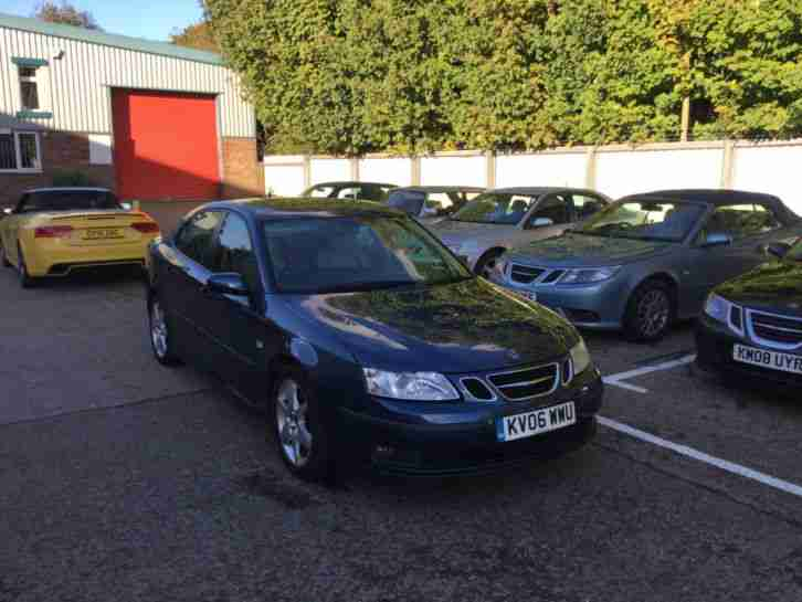 SAAB 9-3 VECTOR SPORT SALOON 53K BRILLIANT CONDITION