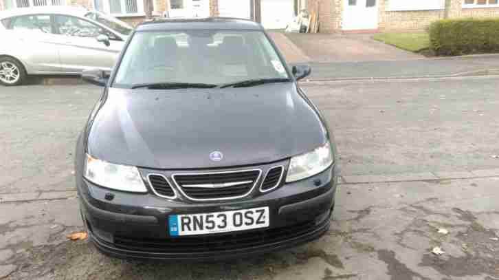 SAAB 9-3 Vector Sport 1.8i Petrol with only 80k