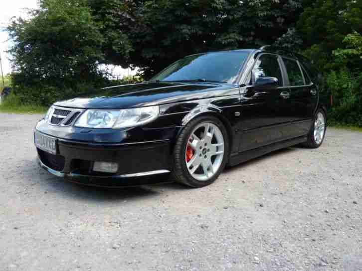 saab 9 5 aero hot 2 3t hirsch abbot maptun brakes stage 6. Black Bedroom Furniture Sets. Home Design Ideas