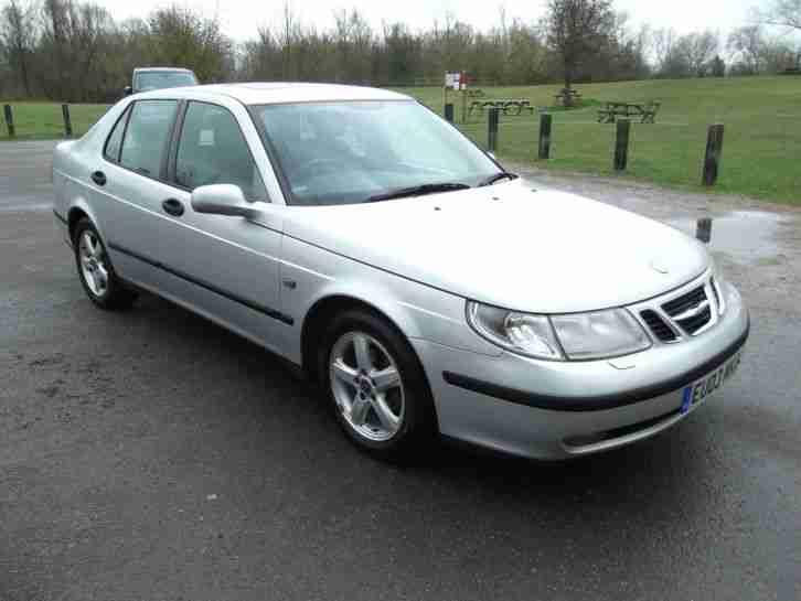 saab 9 5 arc 2 3 turbo auto saloon 2003 03 90700 miles. Black Bedroom Furniture Sets. Home Design Ideas