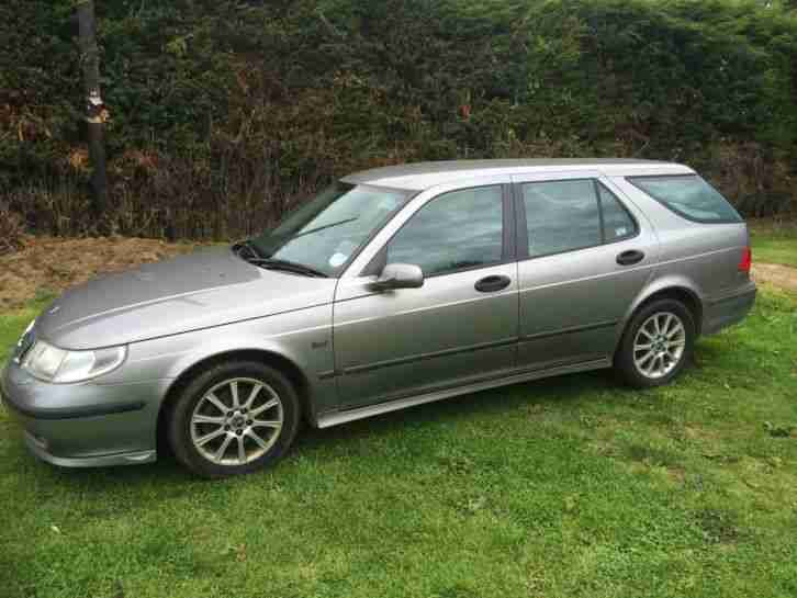 9 5 ESTATE 2Ltr PETROL AUTO
