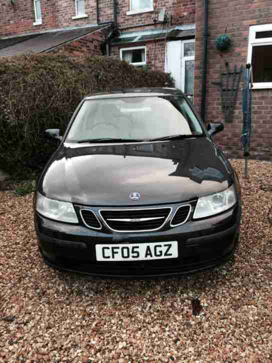 Saab 2.0. Saab car from United Kingdom