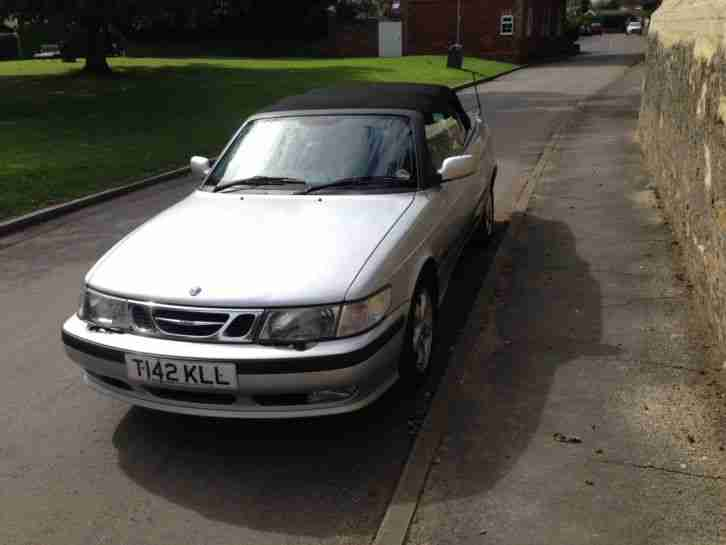 SAAB 93 Convertible. 2.0 Turbo SE.