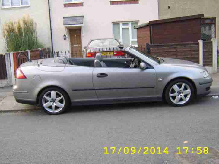 SAAB convertible for sale!!