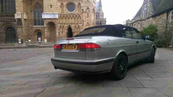 convertible se turbo 11 mths mot no