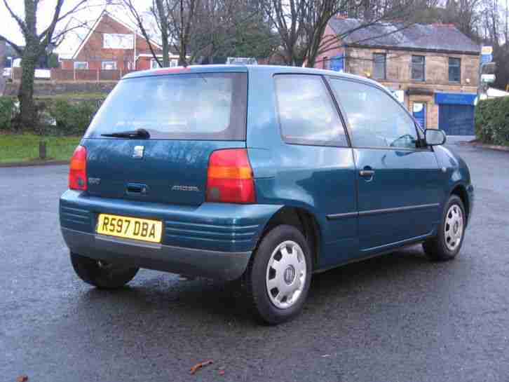 *****SEAT AROSA 1.4 MP1 AUTO A/C***** (same as vw lupo)