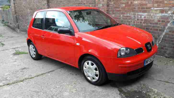 seat arosa 1 0 mpi 2003 my car for sale. Black Bedroom Furniture Sets. Home Design Ideas
