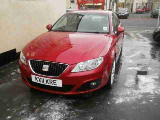 SEAT EXEO 2.0 TDI CR SE Tech [143]
