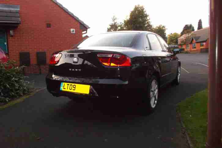 SEAT EXEO SE CR TDI BLACK ONLY 24000 MILES FSH