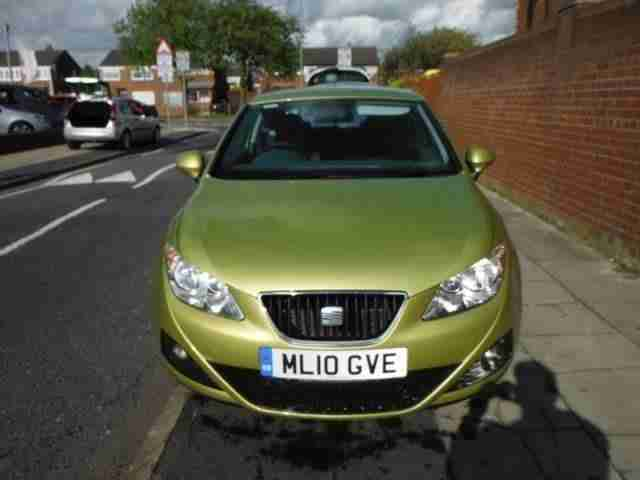 seat ibiza 1 4 se sport coupe great value cheap to insure car for sale. Black Bedroom Furniture Sets. Home Design Ideas